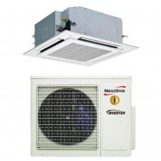 Cassete R410A series ERP (*e) Inverter -20C